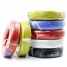 NEW 14~24AWG Stranded UL 3239 Hook Up Wire Cable Cord Hook-up DIY Electrical