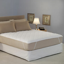 RESTFUL NIGHTS WATER BED MATTRESS PAD Supersingle, Queen Or Cal King