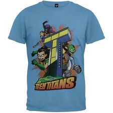 Teen Titans - Boys Tower Youth T-Shirt