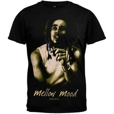 Bob Marley - Mellow Mood Adult Mens T-Shirt