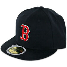 New Era 59FIFTY Fitted MLB AC YOUTH On Field Boston Red Sox Game Cap