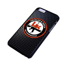 HECKLER AND KOCH Firearms HK iPhone 4/4S 5/5S 5C 6 6 Plus Case Apple Phone Cover