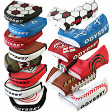 Odyssey Golf 2015 Putter Headcovers Various Styles Colours Blades Mallets