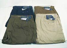 POLO RALPH LAUREN MEN'S BIG & TALL CLASSIC FIT CHINO PANTS NEW NWT $98