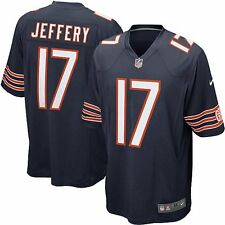 Chicago Bears Alshon Jeffery Officially Licensed Nike Youth Game Jersey-3 Sizes