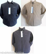 BEN SHERMAN Jacket Boys Youth Harrington YC400 Stone,Navy,Charcoal Size:S,M,L,XL