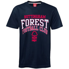 Nottingham Forest FC Official Football Gift Mens Graphic T-Shirt (RRP £11.99!)