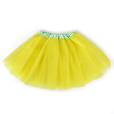 Baby Girls Kid Infant Dancewear Tutu Dancewear Skirt Ballet Dress Cloth 3-5 Y