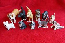 Schleich Dogs & Cats Models, Retired, New