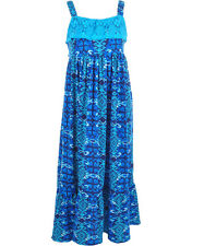"Derek Heart Big Girls' ""Flounce & Flow"" Maxi Dress (Sizes 7 - 16)"