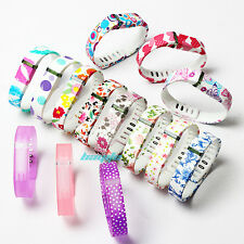 LARGE/Small Stylish Replacement Wrist Band for Fitbit Flex Bracelet No Tracker
