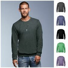 Anvil Mens Fashion Sweatshirt Mens Sweat Top Sweater French Terry Jumper New
