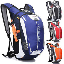Outdoor 18L Travel Hiking Camping Trekking Rucksack Backpack School Sport Bag