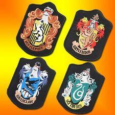 HARRY POTTER STYLE HOUSE EMBROIDERED BADGES Emblem Patch ON SEW ON FILM