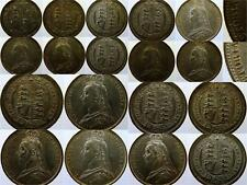 Royal Mint 1887 Withdrawn Queen Victoria Silver Sixpence Uncirculated Lot C
