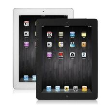 Apple iPad 4th Generation 16GB Tablet w' Retina Display, Wi-Fi Black/White A1458
