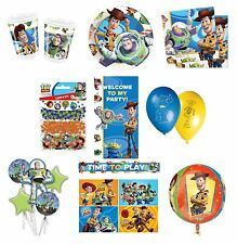 Disney TOY STORY 3 Birthday PARTY Tableware Balloons & Decorations Supplies