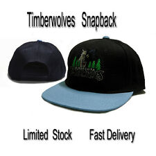 SNAPBACK  Timberwolves NBA CAP One size Fits Most