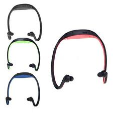 2015 Sports Earphones Headphones Headsets Wireless Stereo TF SD For Mobilephone
