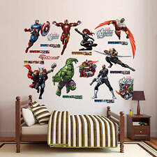 Marvel & Avengers Superhero FATHEAD Official Vinyl Wall Graphic - NEW - Pick One