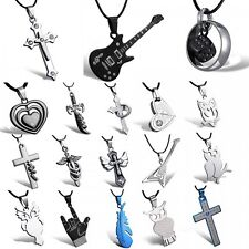 hot sale !!!Stacking Little Cross Stainless Steel Pendant Nacklace Jewelry gift