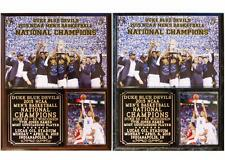 Duke Blue Devils 2015 Men's NCAA Basketball National Champions Photo Plaque