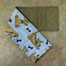 "Belly Bands for Male Boy Dog Waist 14-16"" M 5"" Wide MULTIPLE FABRICS for Charity"