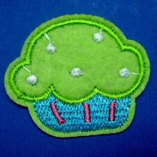 Icecream Dessert Cookie Iron on Sew Patch Cute Applique Badge Embroidered Food
