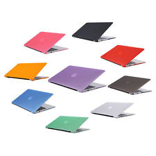 "New Rubberized Hard Case Cover For Macbook Air 13"" Shell Protective Bag"