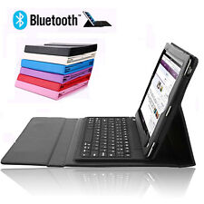 Wireless Bluetooth Keyboard Smart Sleep Stand Cover Case For iPad 2/3/4/5/Air