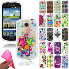 For Samsung Galaxy Stellar Jasper I200 Slim TPU Gel Silicone Rubber Case Cover