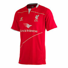 Liverpool FC short sleeve training  Warrior 14/15 jersey  (new in bag with tags)