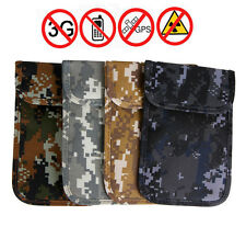 Cell Phone Anti Radiation Tracking RFID GPS Signal Blocker Pouch Case Bag Wallet
