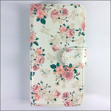 Brand new Plum Blossom wallet Flip case cover for Samsung/iphone/Nokia/HTC