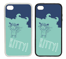 Kitty! Fan Art - Printed Rubber and Plastic Phone Cover Case Disney Inspired