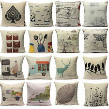 Variety Cushion Cover Throw Pillow Covers for Home Sofa Car Decoration NEW
