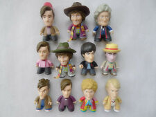 """Titans Doctor Who 3"""" Vinyl Figure - Choose Your Doctor New Loose"""