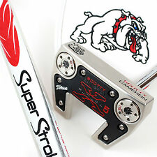 CUSTOM Scotty Cameron mallet Putter FUTURA X5 The Bulldog Edition with headcover