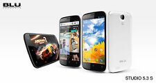 Blu Studio 5.3 S D590A Android v4.1.2 (Jelly Bean) Dual Sim Smartphone-USED