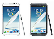 Samsung GALAXY Note II SGH-i317 AT&T Unlocked Smartphone -16GB White or Grey