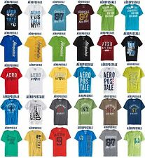 NWT Great XXL Aeropostale Graphic T Shirt XXL,2Xl BLACK,BLUE,GREEN,WHITE,GREY+++