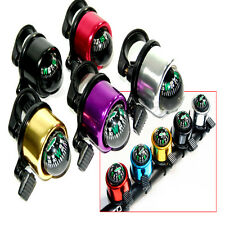 Multicolour Compass Metal Ring Handlebar Bell Sound for Bike Bicycle Hot Sale