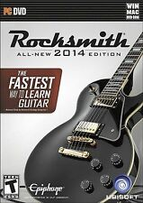 Rocksmith 2014 Edition - PC/Mac (Cable Included) - Fast Shipping!