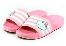 Hello Kitty NEW LALA Womens Slippers Shoes for Girls Summer Beach Pink Black