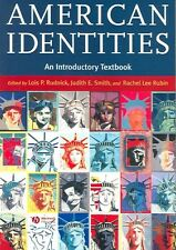 NEW American Identities: An Introductory Textbook by Lois Rudnick Paperback Book