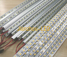 10M 5630/5050 White 72LED/M Hard Led Light Super Bright Led Bar Strip Light 12V