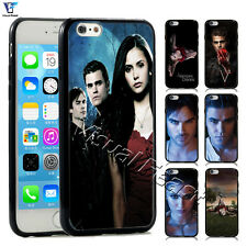 Hybrid TPUPC Hit TV Drama Vampire Diaries For Iphone&Samsung S6 Phone Case Cover