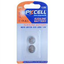 AG10 LR1130 LR1131 389A 389 AG13 357A LR44 1.5V Alkaline Button Cell Battery 1B