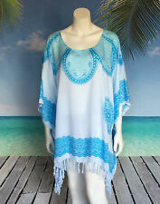 Polka dot | sarong tunic tops | plus size to 26 | colour options available