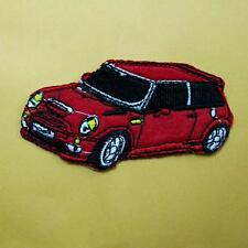 Car Racing Iron on Sew Patch Applique Badge Embroidered Biker Motor Sports Cute